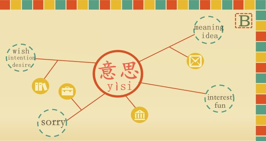 The Rich Meaning Of 意思 (yìsi) In Chinese