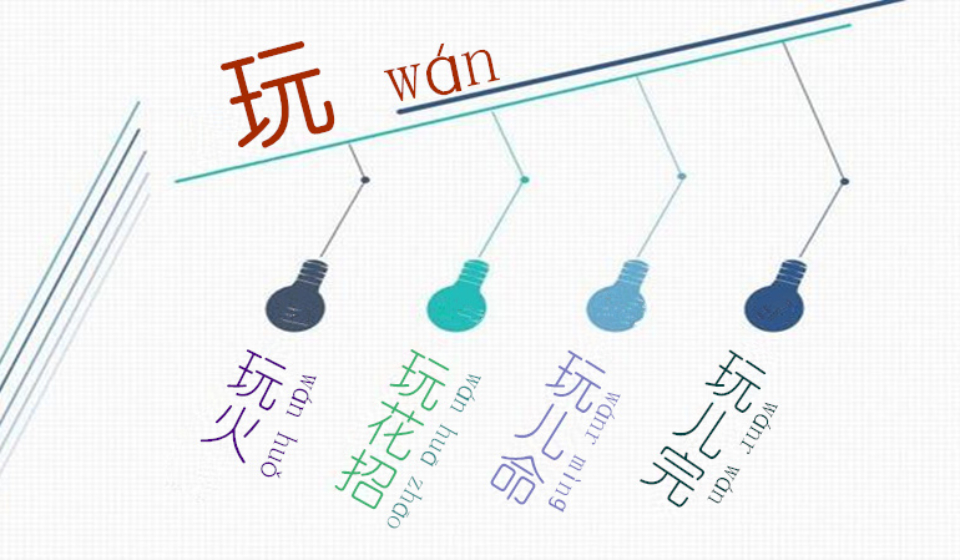 play in chinese